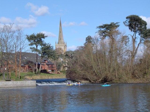 Holy Trinity Church, Stratford on Avon - geograph.org.uk - 607401