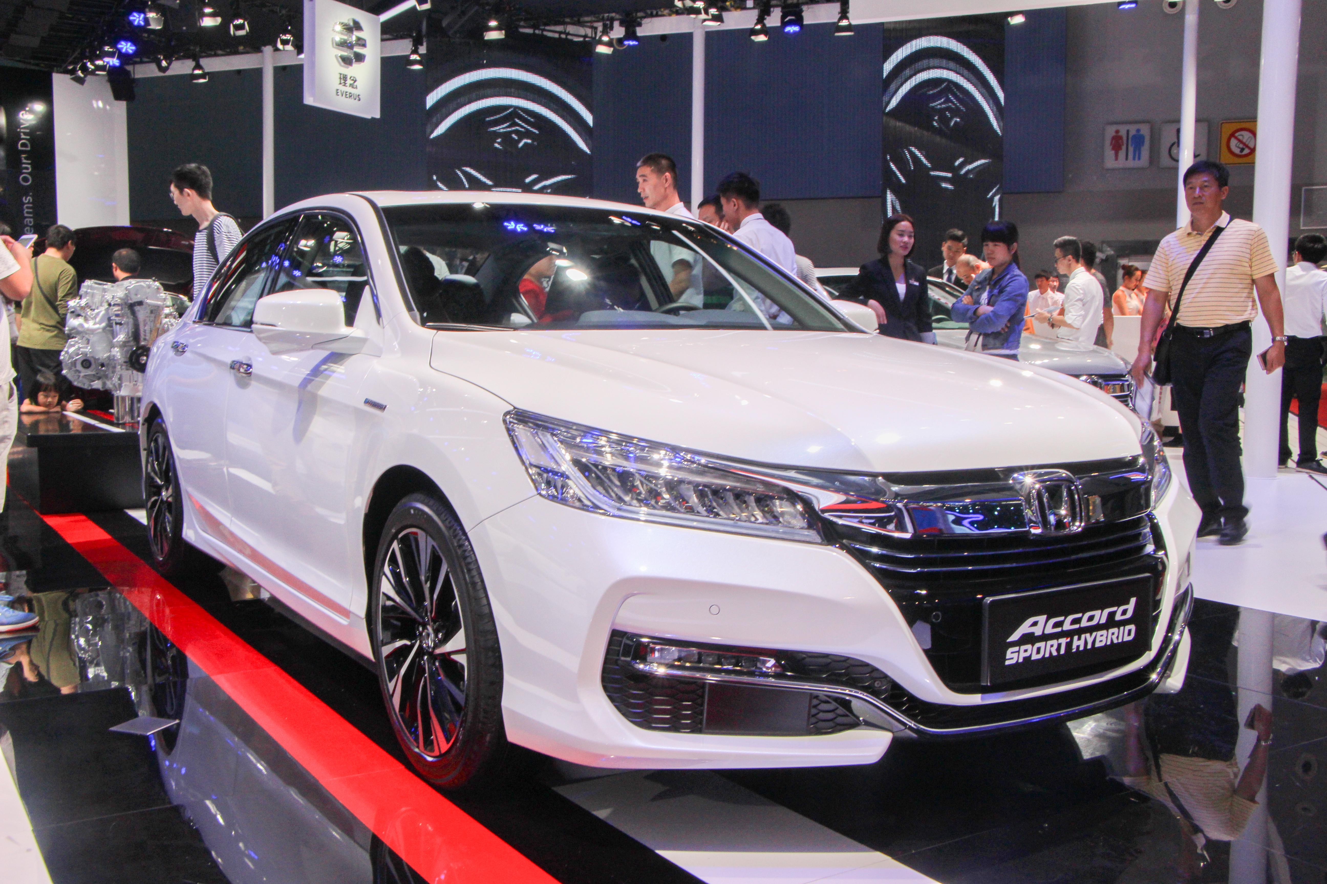 File Honda Accord Hybrid Form Guangzhou Auto Show In 2016 Jpg