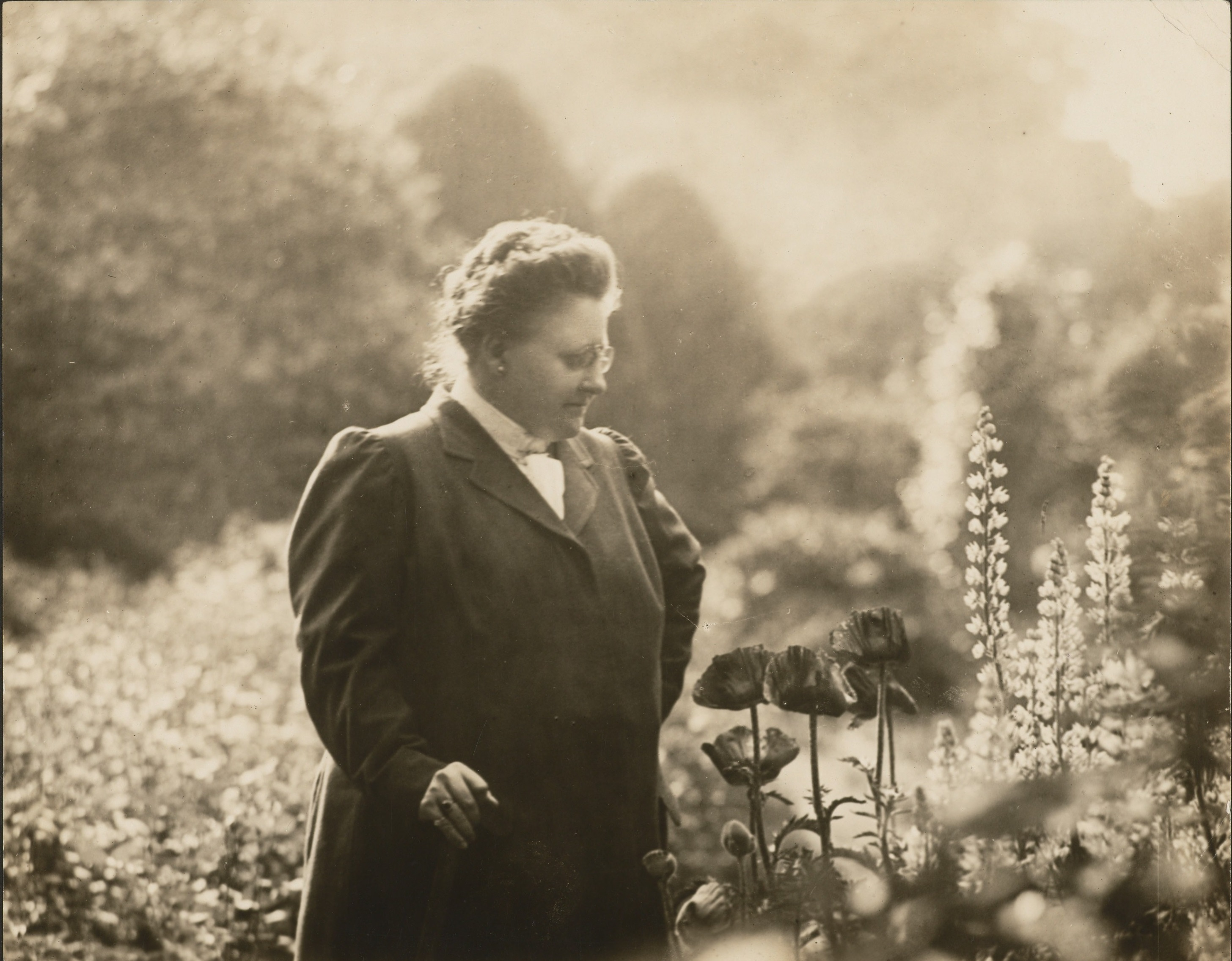 Portrait of Amy Lowell