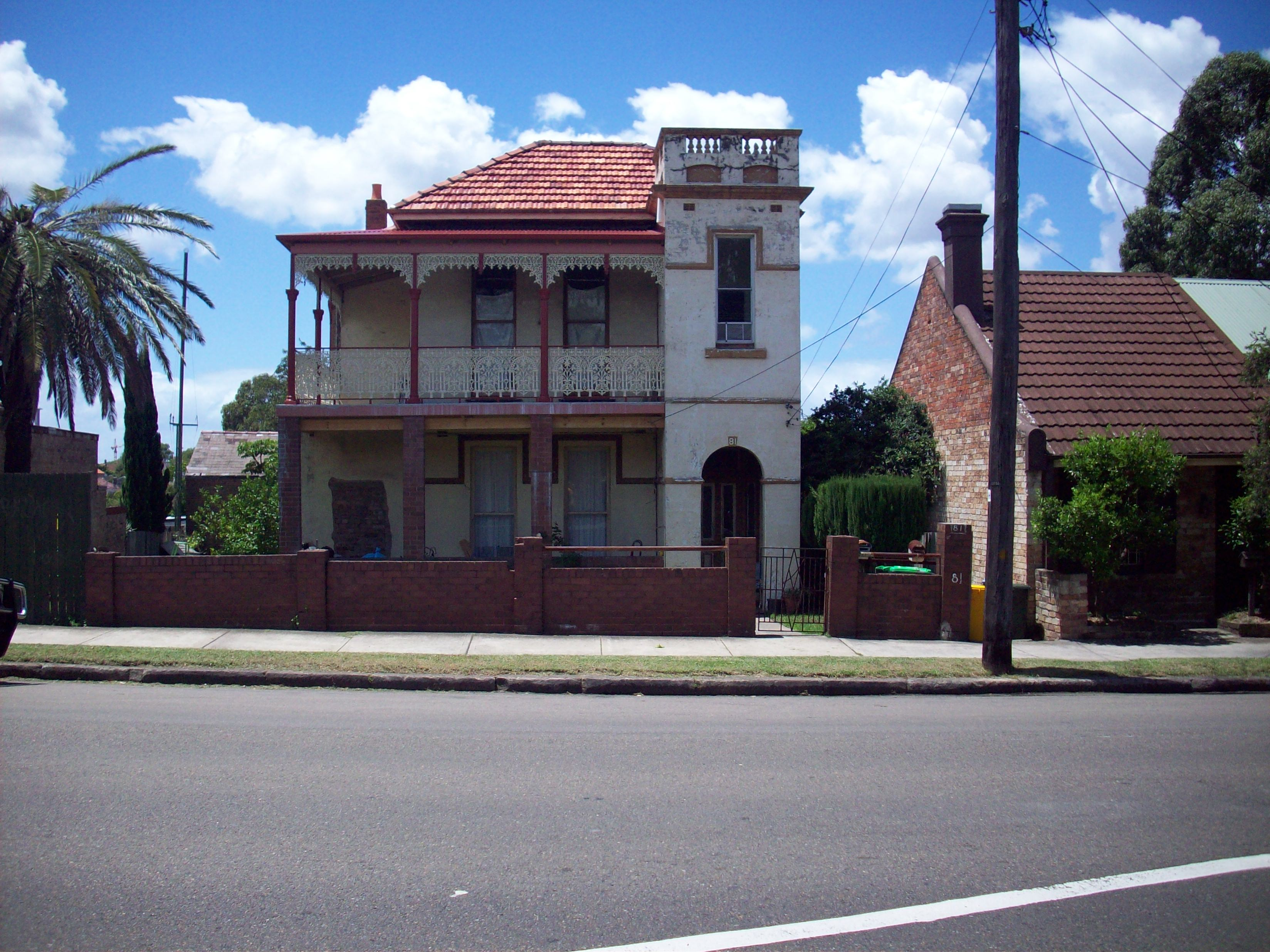 File house in catherine street leichhardt new south for Catherines house