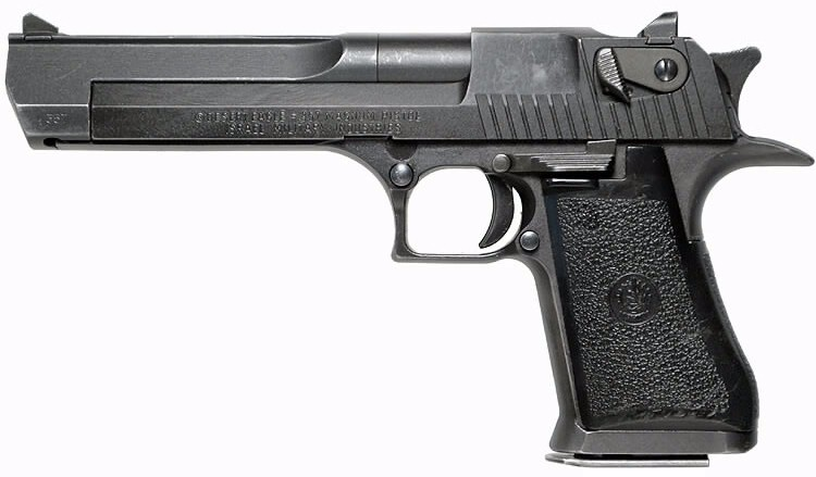 chrome baby desert eagle - photo #28