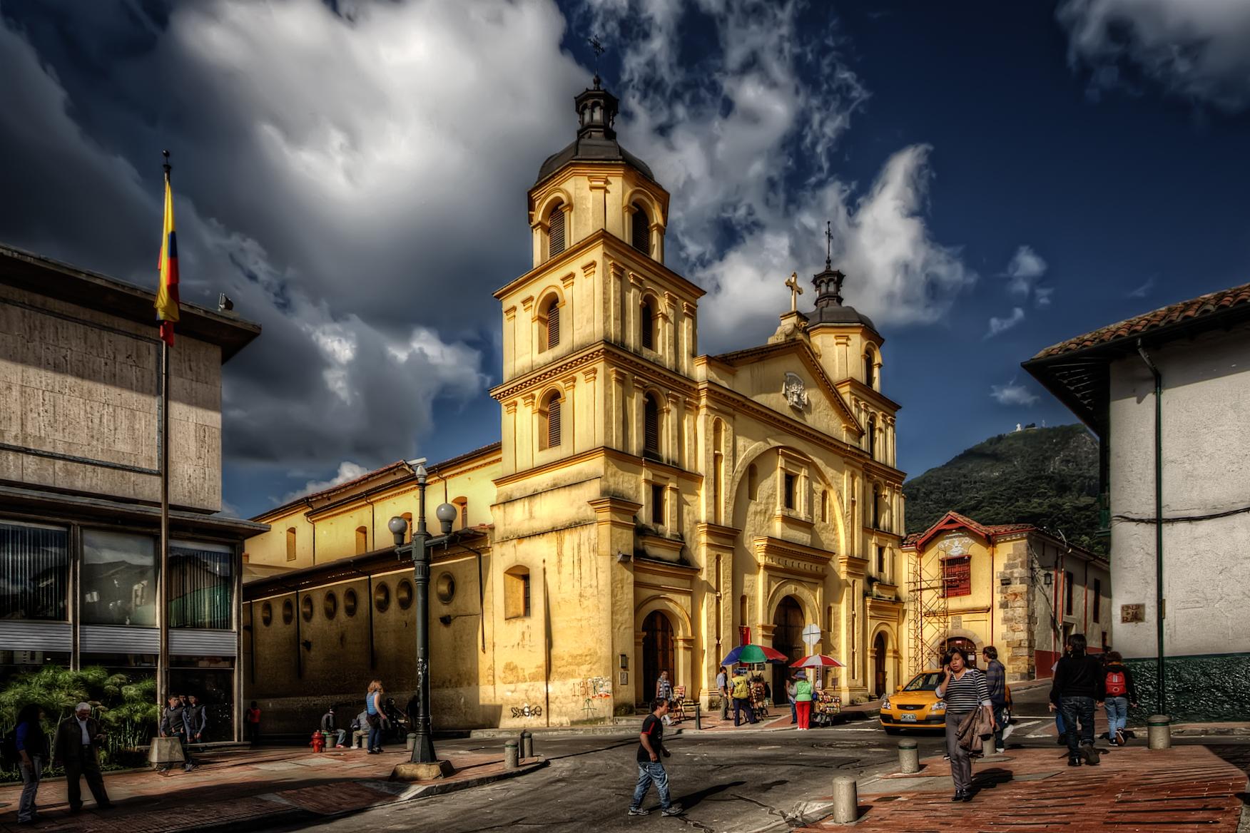 Hoteles En La Candelaria Bogota