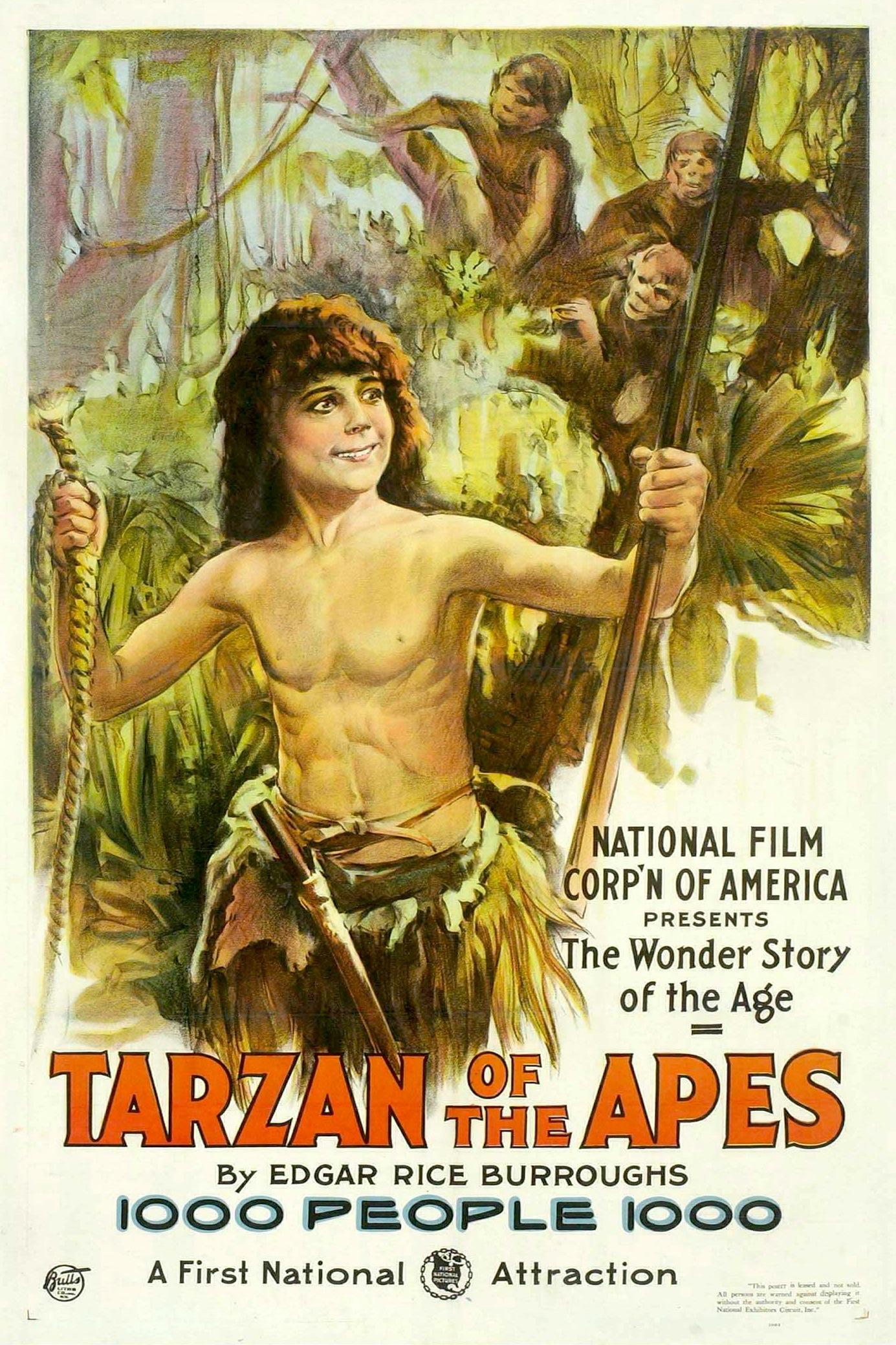 Tarzan Bei Den Affen Wikipedia