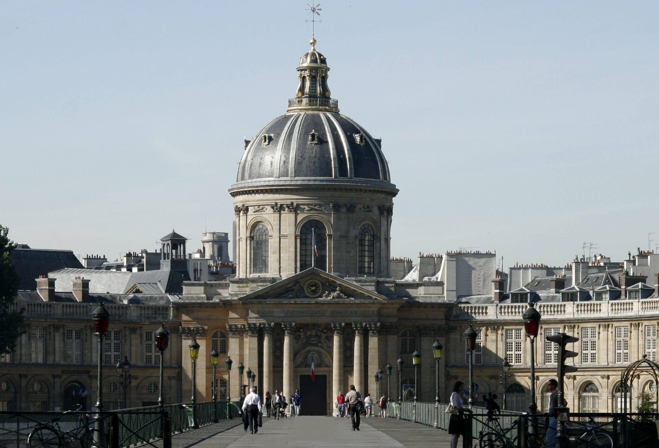 Depiction of Academia Francesa