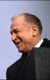 President of Romania Ion Iliescu.