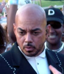Français : James Ingram en 2007