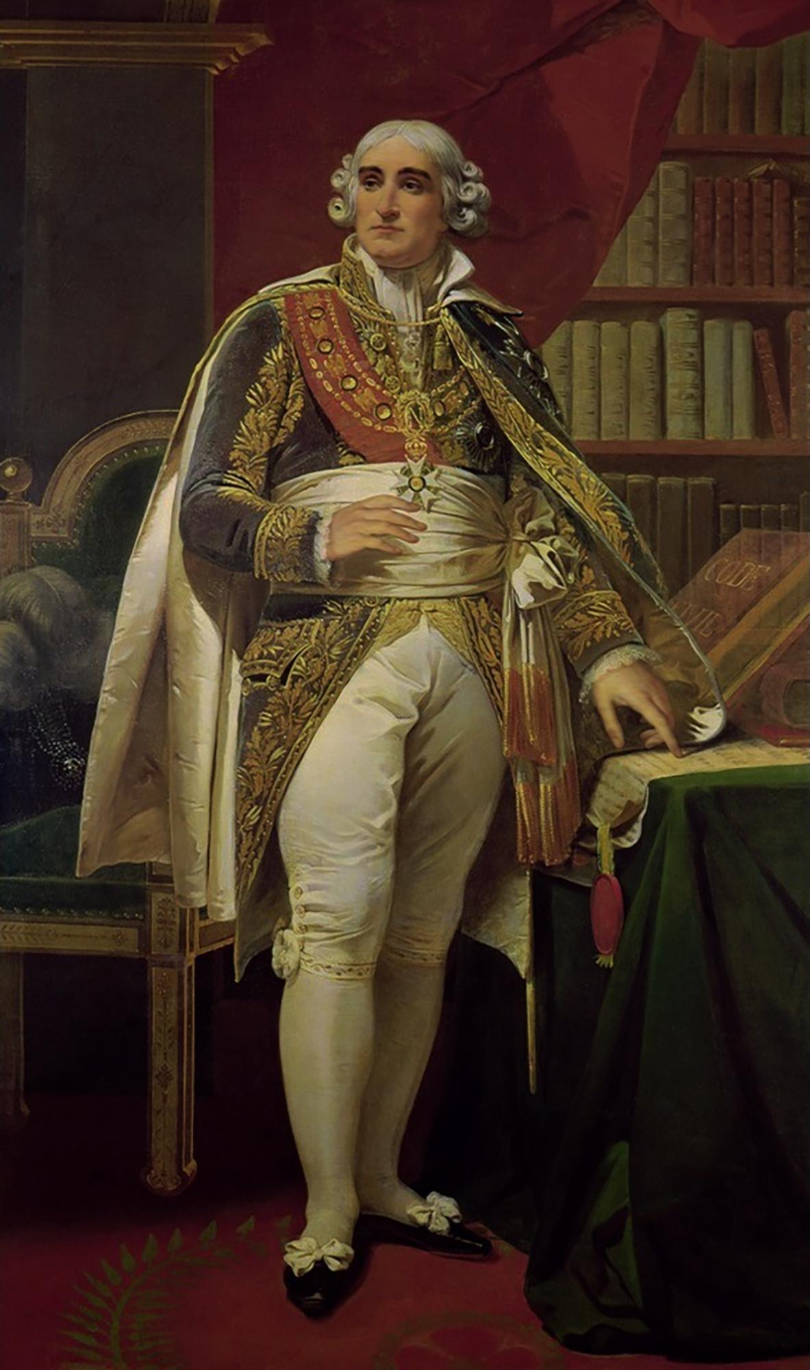 Fichier:Jean-Jacques-Regis de Cambaceres (par Henri-Frederic Schopin).jpg