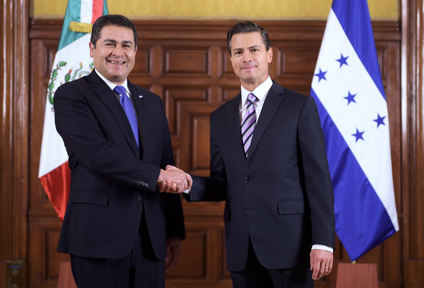 Hondurasmexico Relations Wikipedia