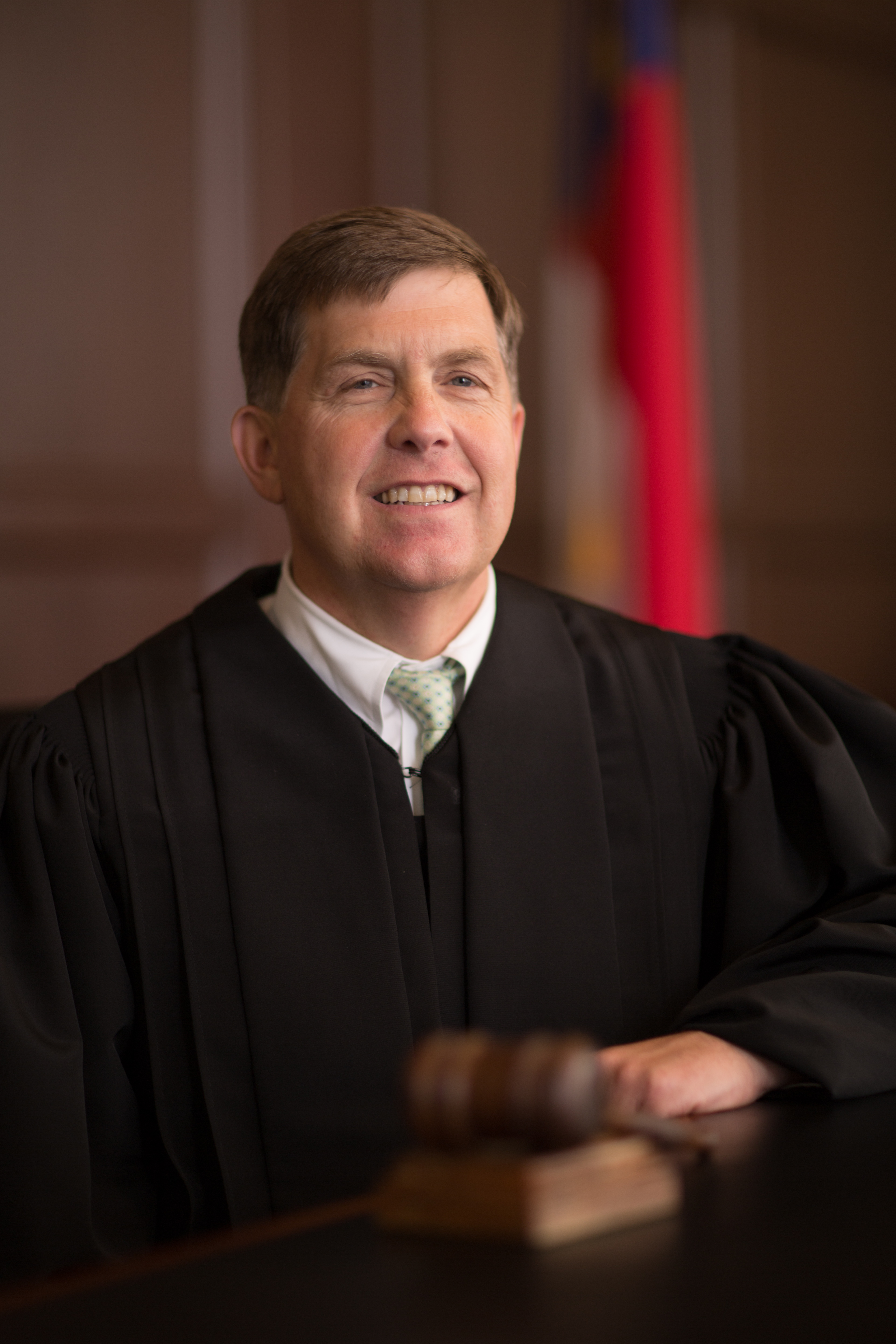 Judge Dillon at the NC Court of Appeals in Raleigh, NC.