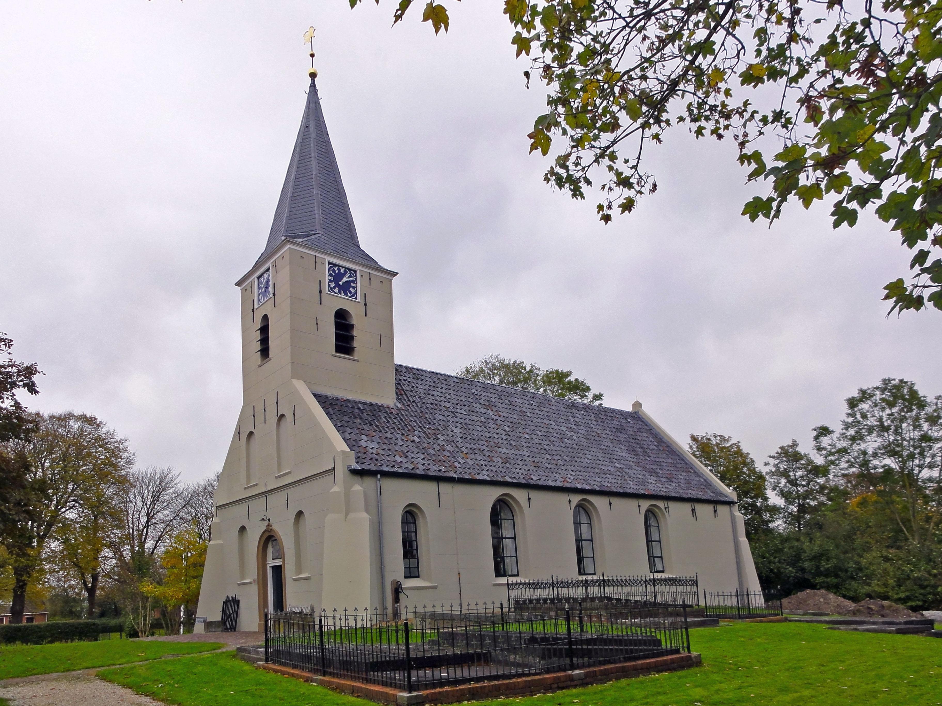 Kerk van Vierhuizen