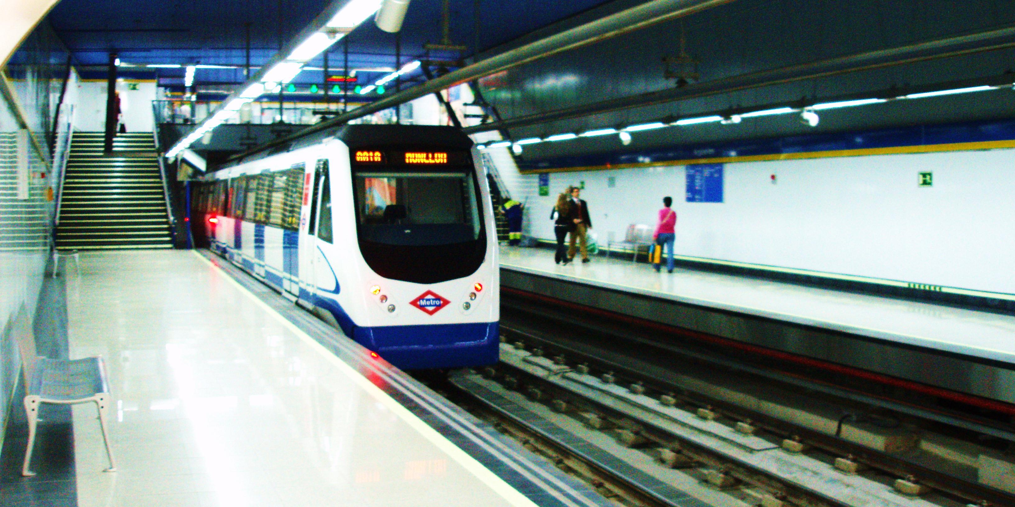 Archivo Linea 3 Metro Madrid 11 Jpg Wikipedia La Enciclopedia Libre