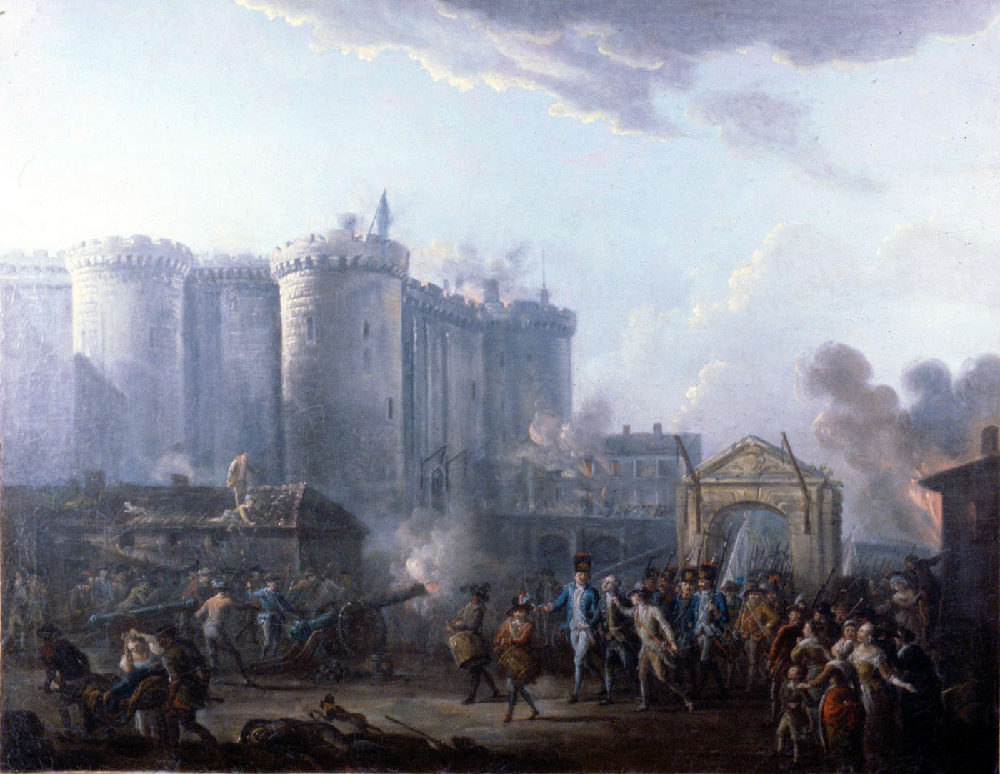 an overview of why did the french ancien regime collapse in 18th century The french revolution began in 1789 and ended in as the 18th century drew to many expressed their desperation and resentment toward a regime that.