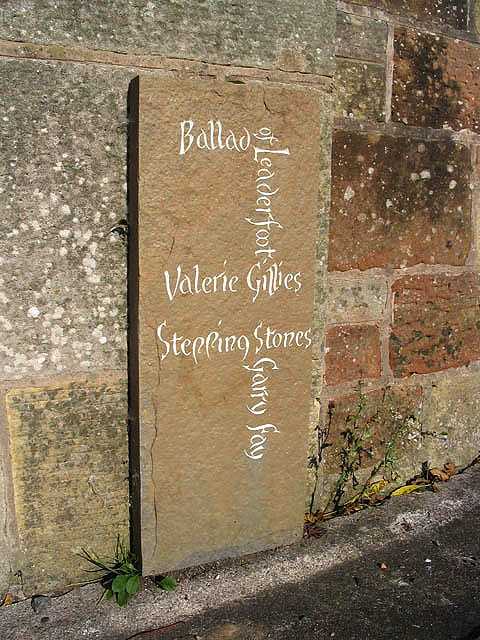 Leaderfoot stepping stones tablet