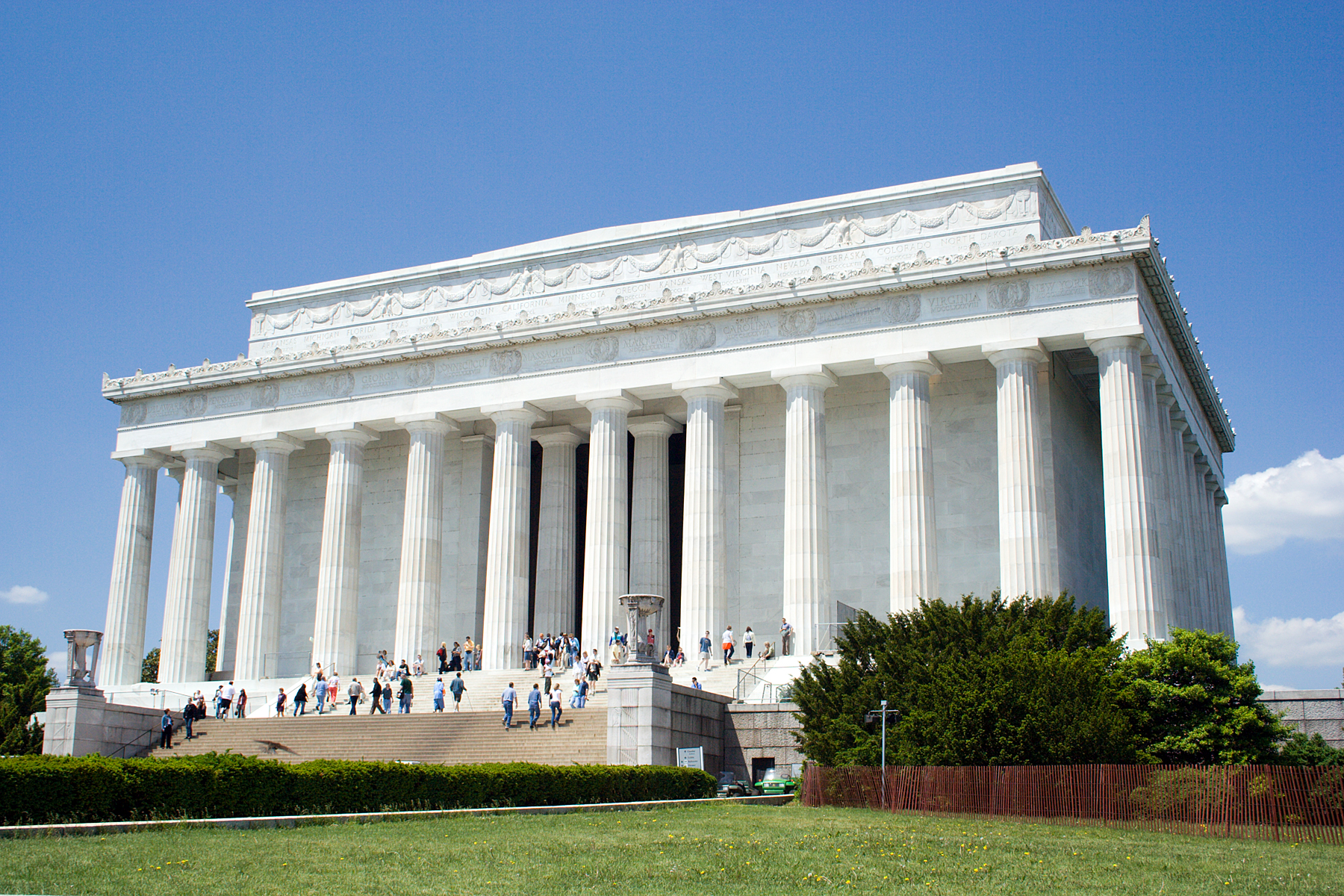 File Lincoln Memorial Close Up Jpg