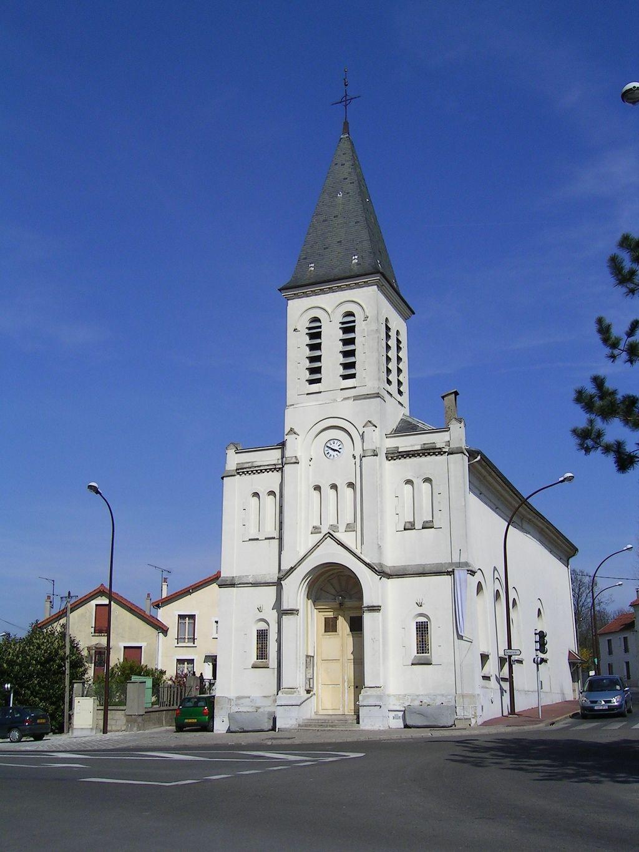 Cmp Livry Gargan destiné Église notre-dame-de-livry — wikipédia