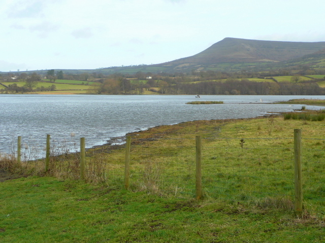 Llangorse Lake - geograph.org.uk - 1128083