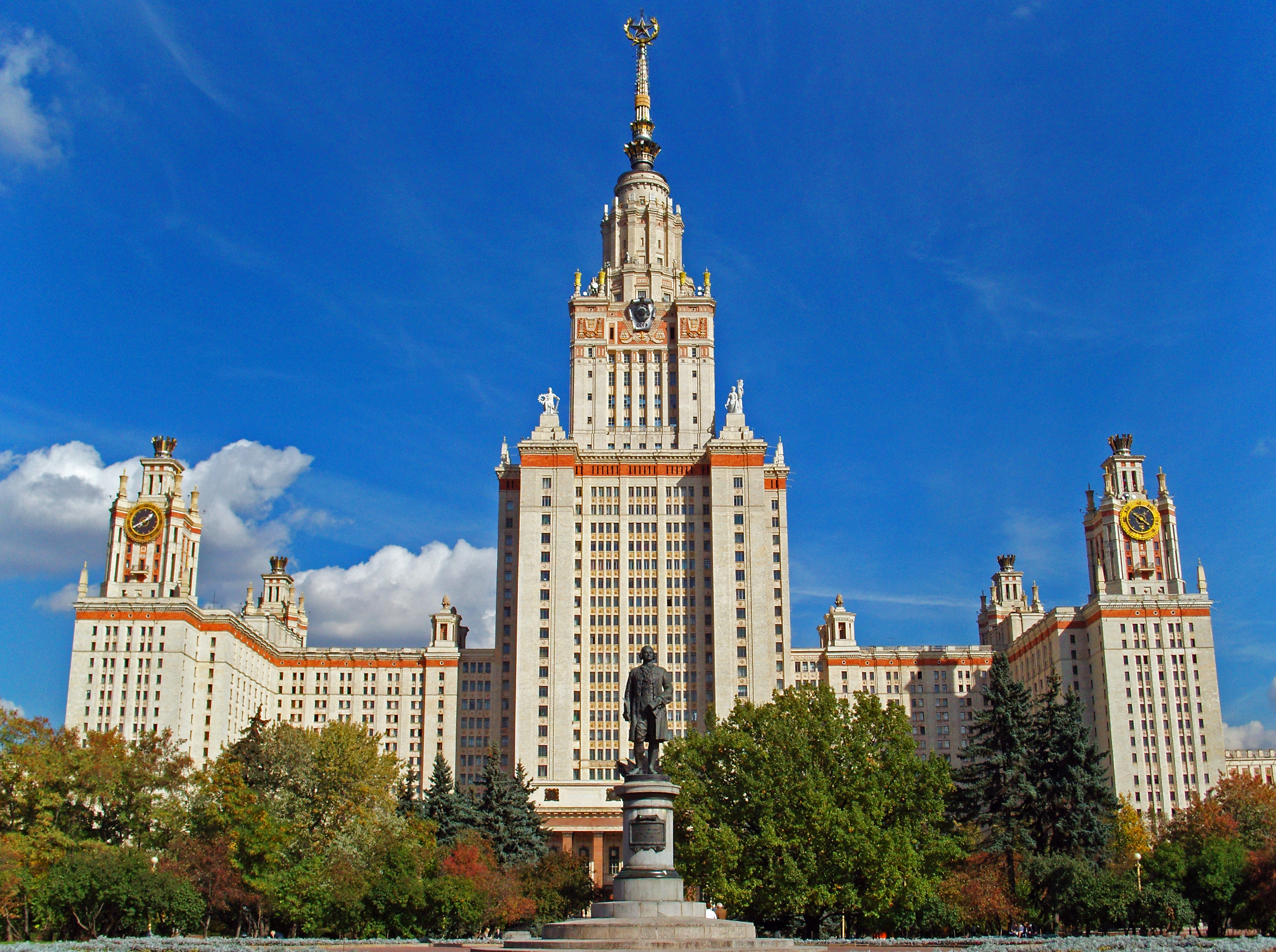 State Building In Russia