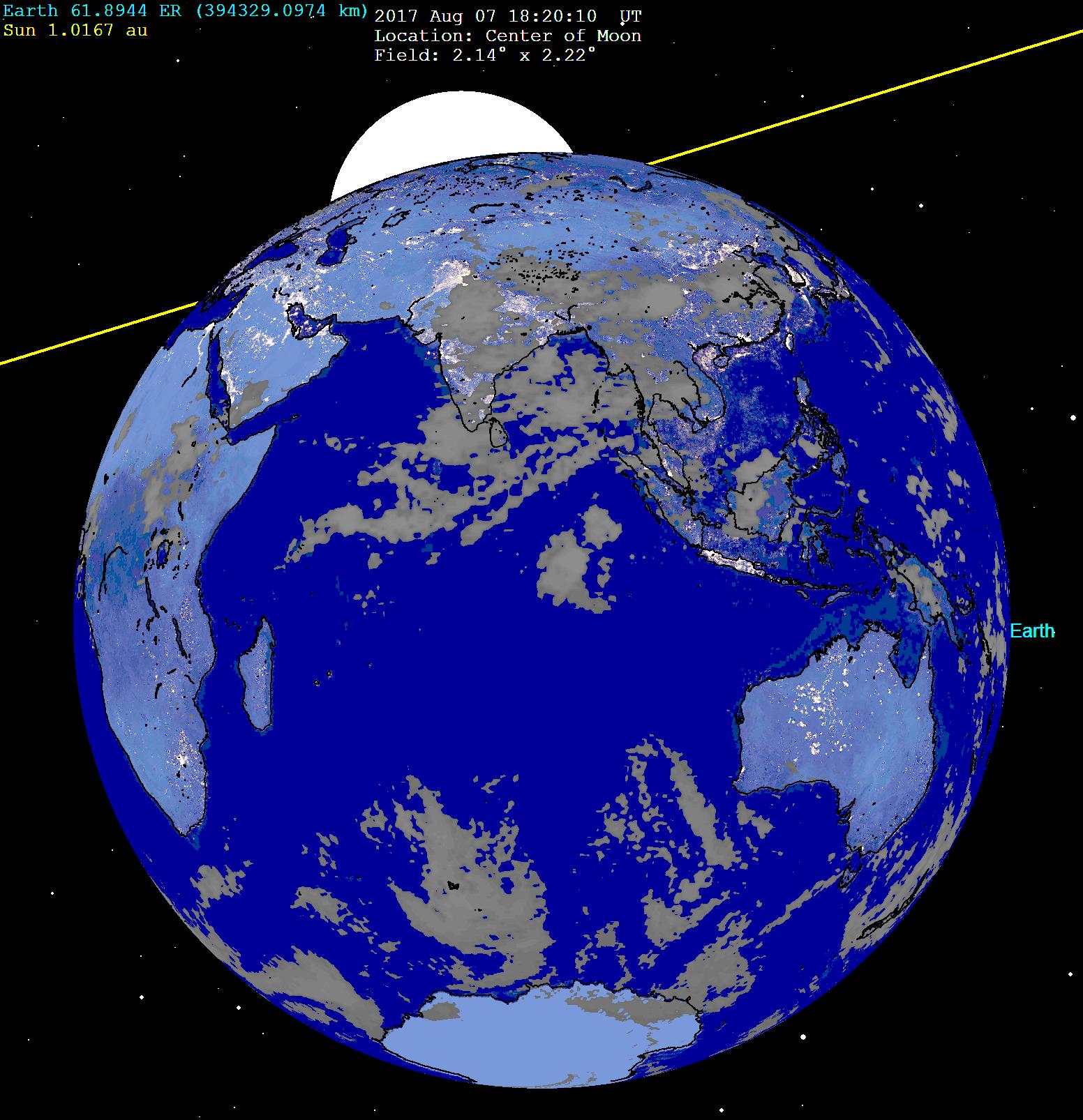 Eclipsi lunar del 7 d'agost de 2017 - Viquipèdia, l ...