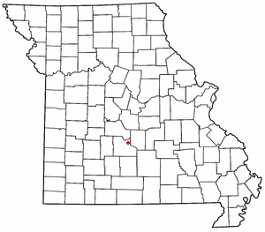Hazelgreen, Missouri unincorporated community in Missouri