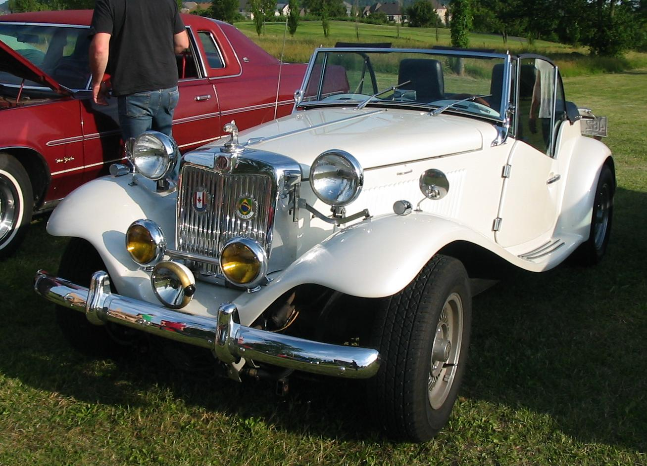 Classic Cars For Sale In Brantford