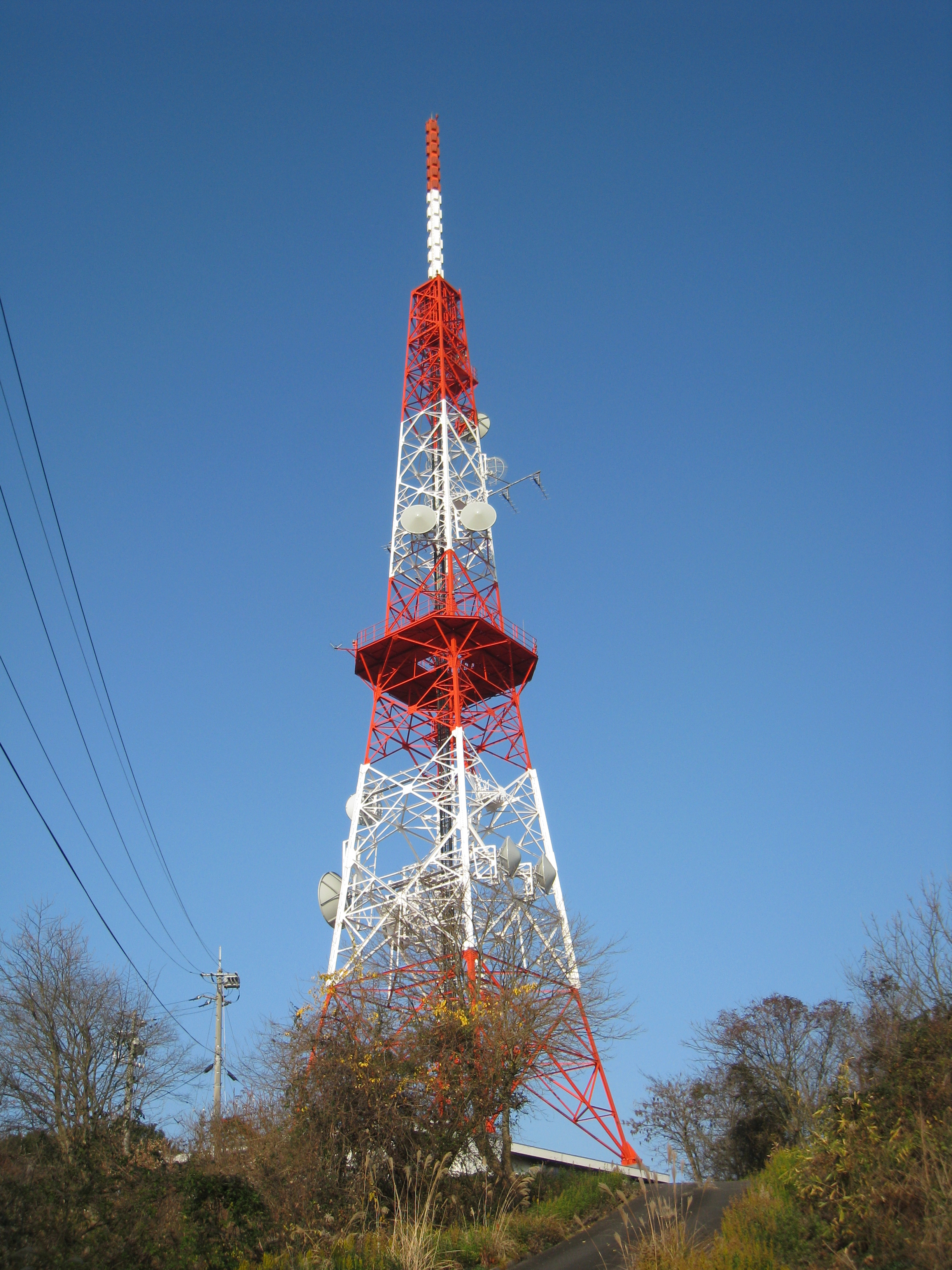 Radio Tower together with Page1 together with Onair 1500 furthermore Horne  20Lena Annex moreover Traxxas Brushed E Maxx With 24ghz Batteries 39036 1. on old radio transmitter