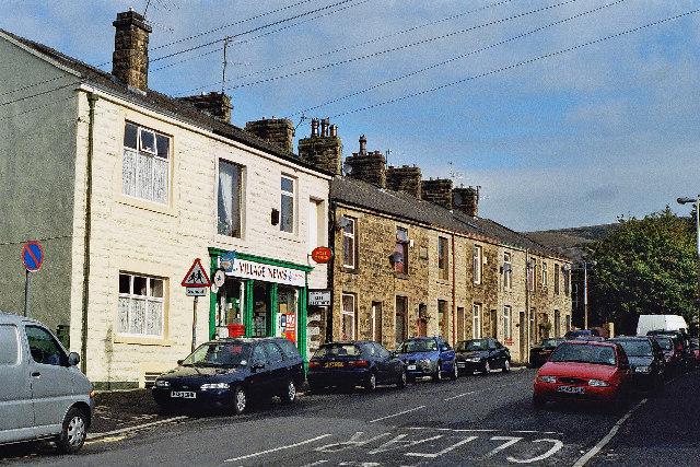 Main Street, Sabden - geograph.org.uk - 59187