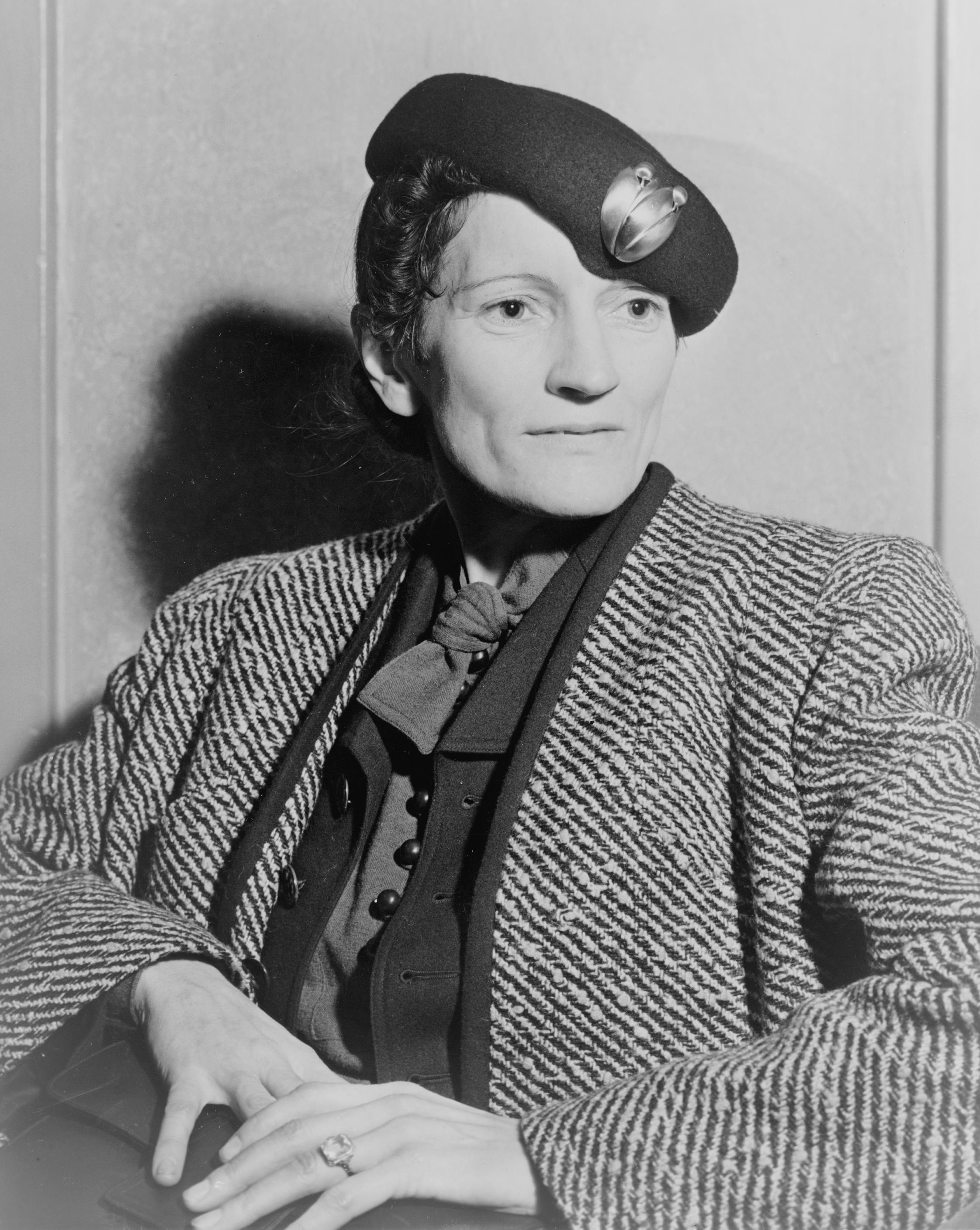 Mari Sandoz, 1938