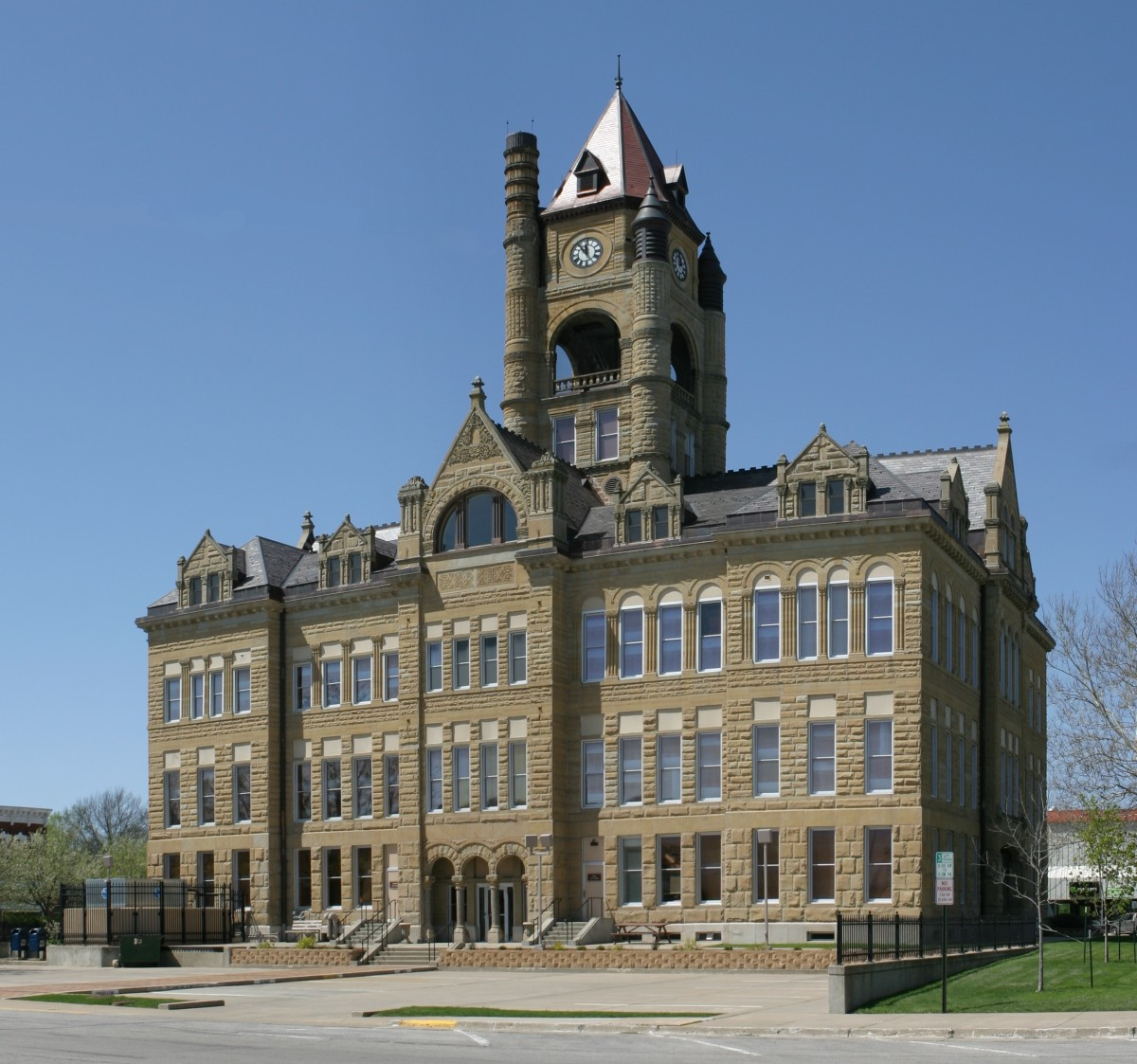 Marion County Courthouse Iowa Wikipedia