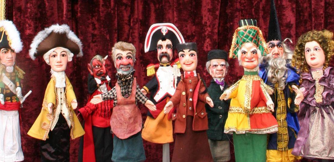 Кукольный театр не только для маленьких доклад 5698