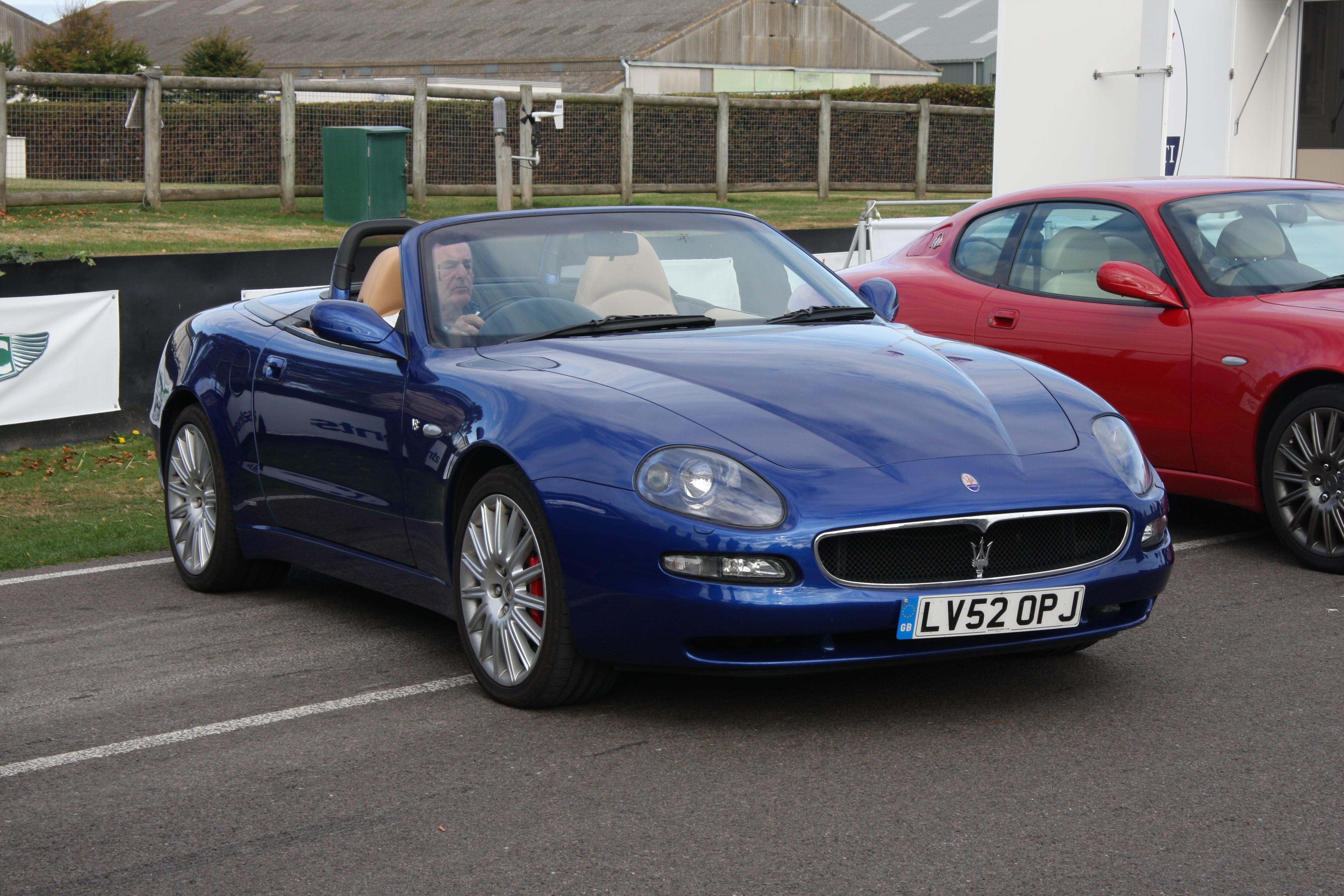 File Maserati 4200 Gt Spyder Flickr Exfordy Jpg