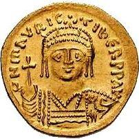 Maurice (emperor) Byzantine Emperor and general