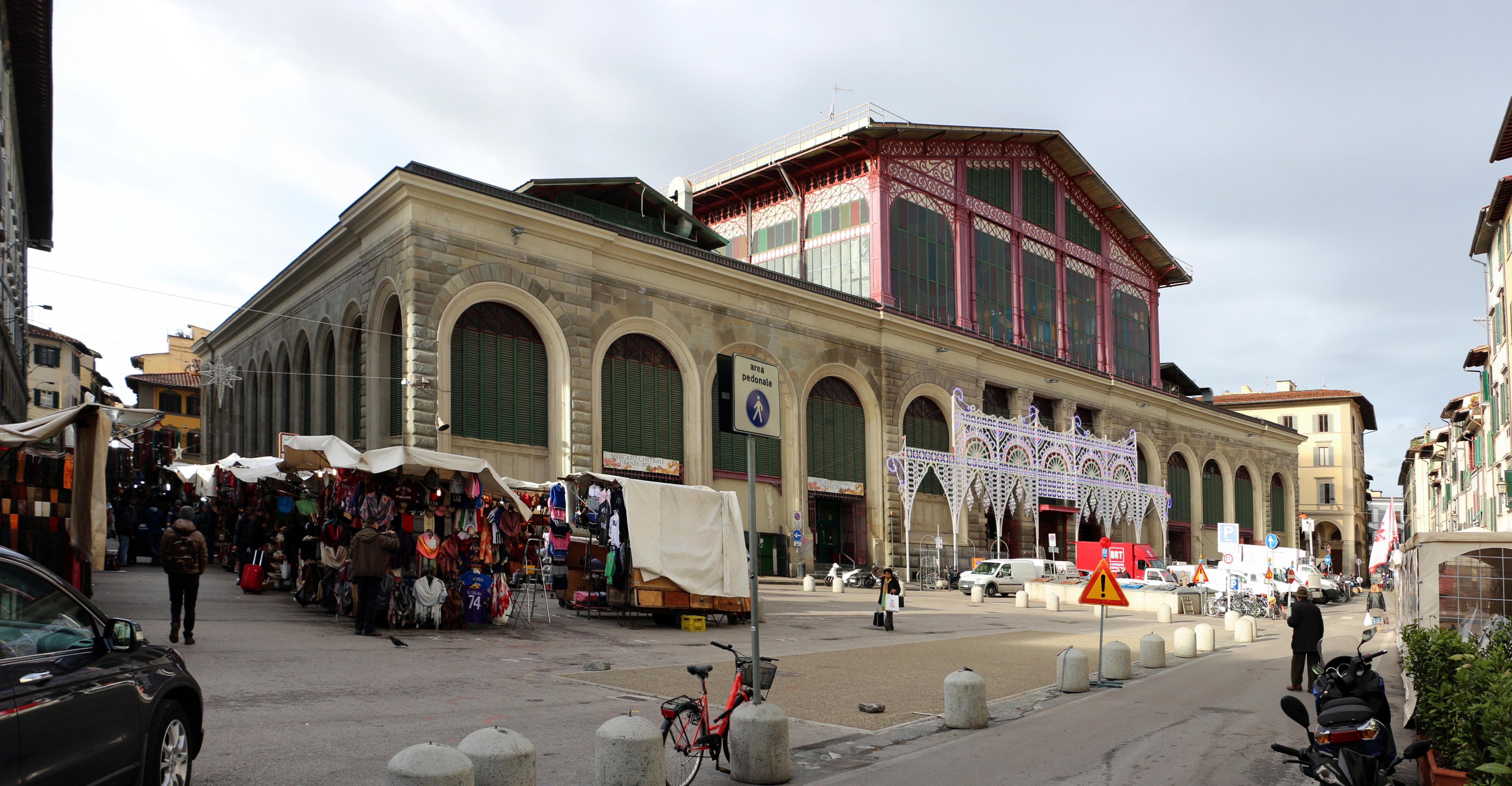 Mercato Centrale (Firenze) - Wikipedia