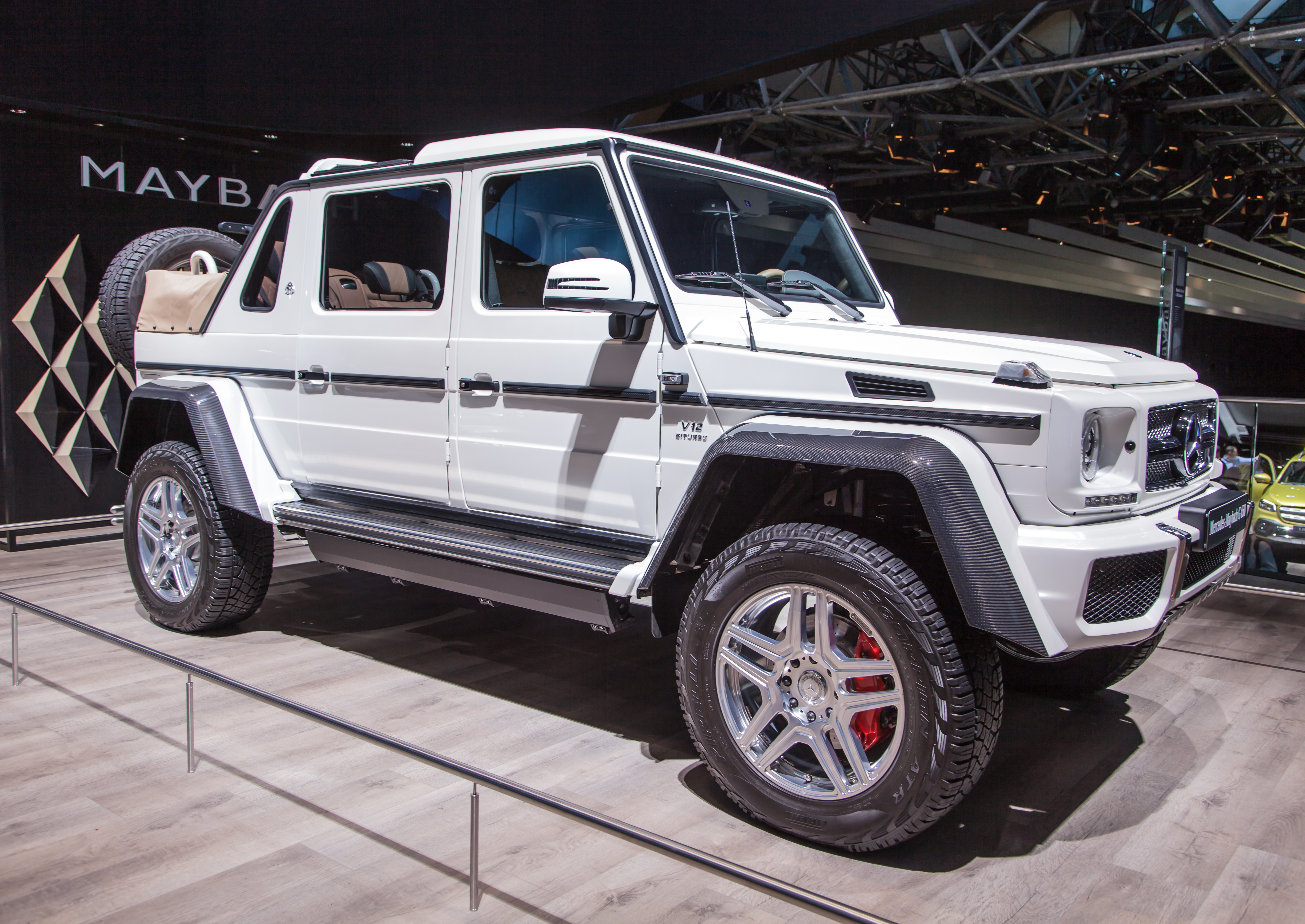 Mercedes Maybach G Class Price