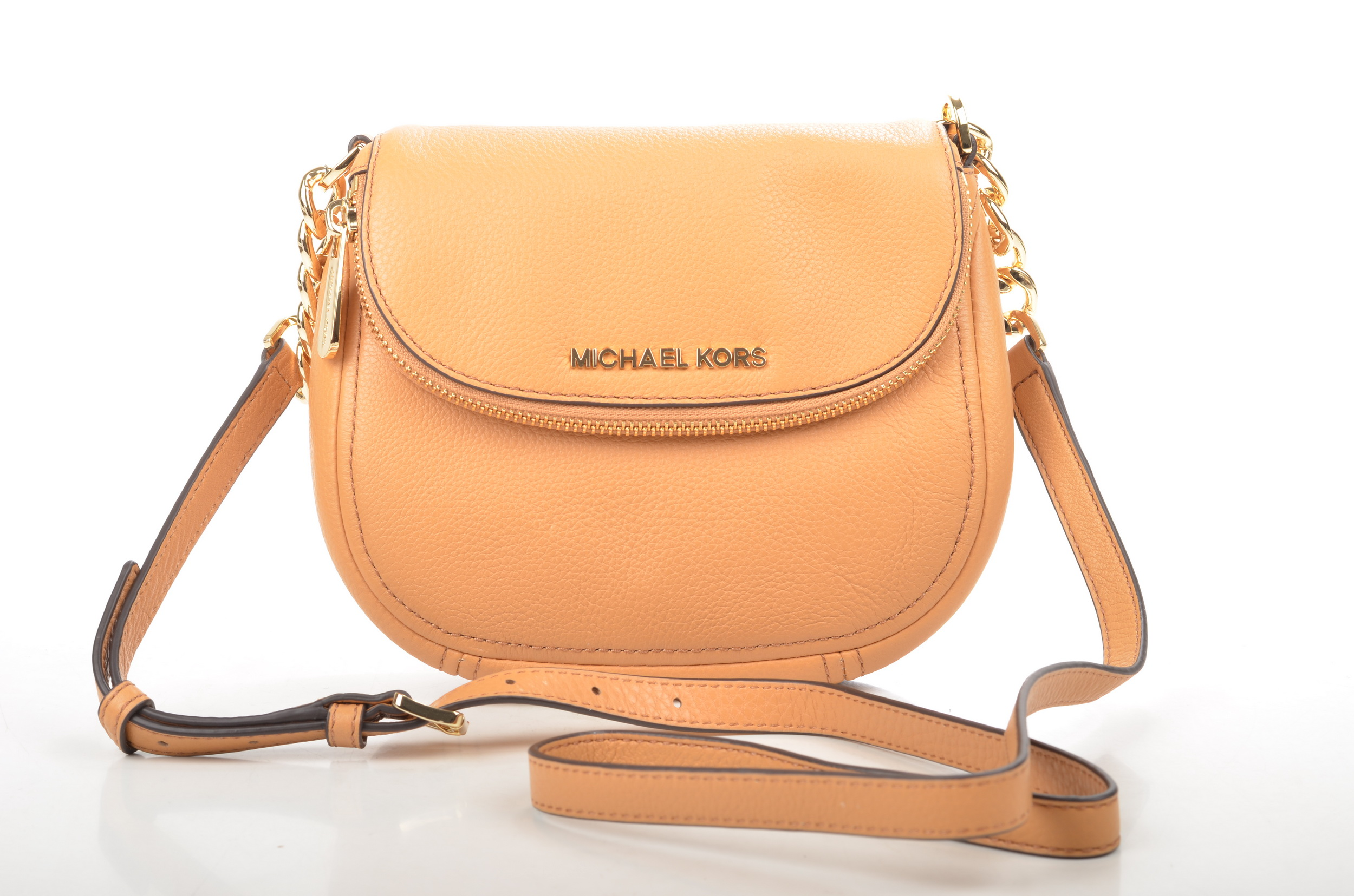Michael Kors Leather Flat Shoes