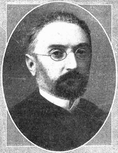 Unamuno durante su primera etapa como rector.