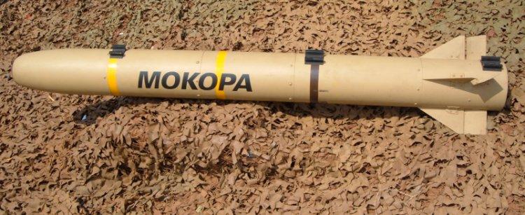 مصر اول زبون اجنبي لصواريخ 9A1472 Vikhr-1 الروسيه المضاده للدروع Mokopa_SAL