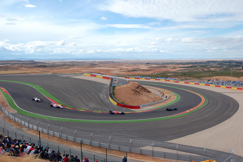 Motorland Aragón - Biquipedia, a enciclopedia libre