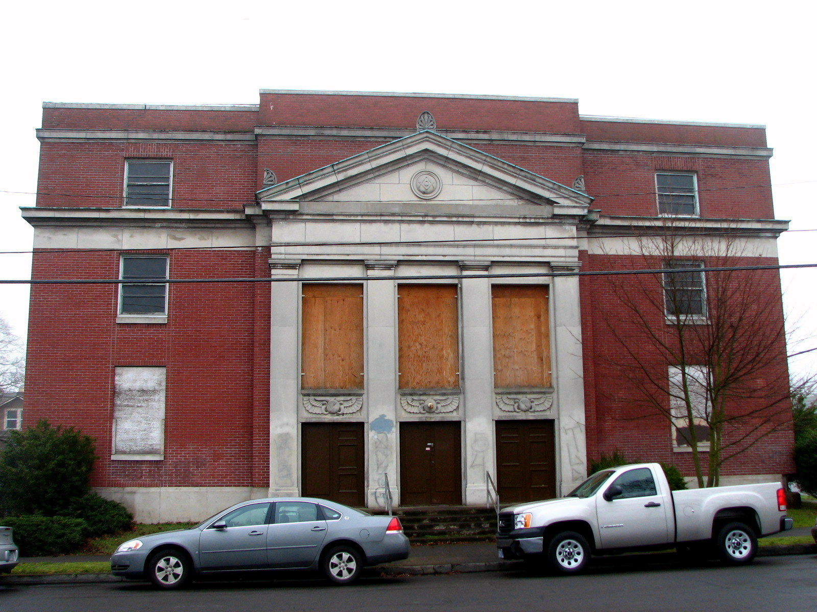 Mount Hood Masonic Temple