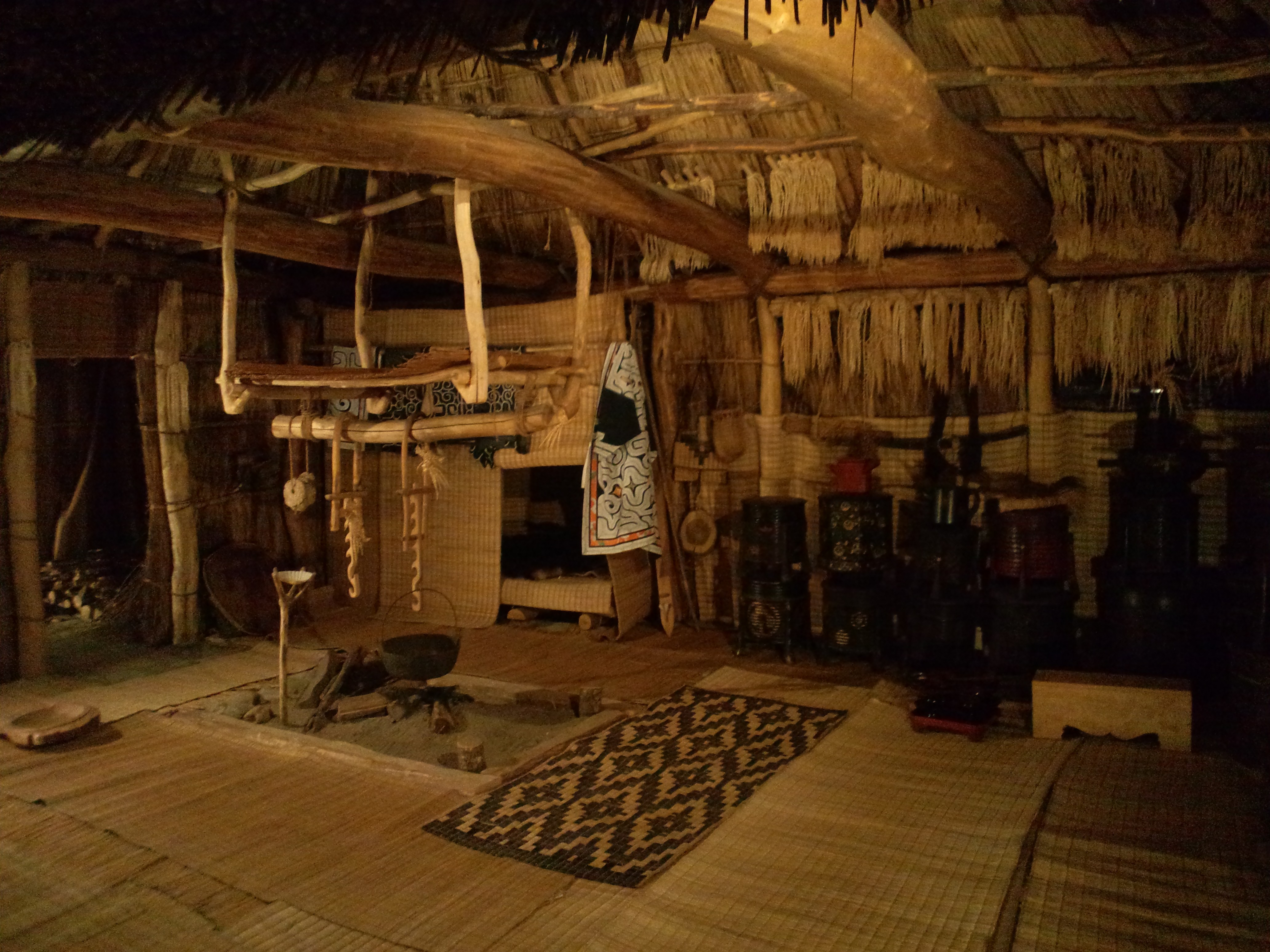 ファイル national museum of ethnology osaka interior of the house