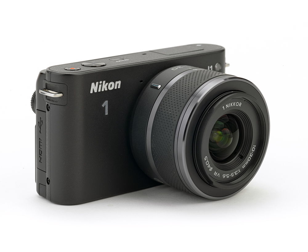 Nikon 1 J1 Camera Drivers for Mac