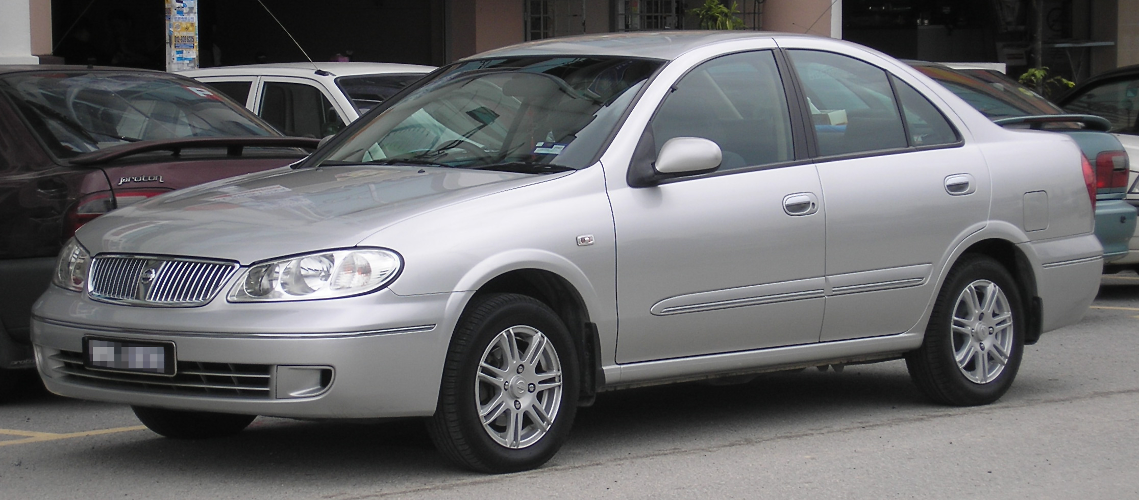 2006 Nissan Sentra Manual