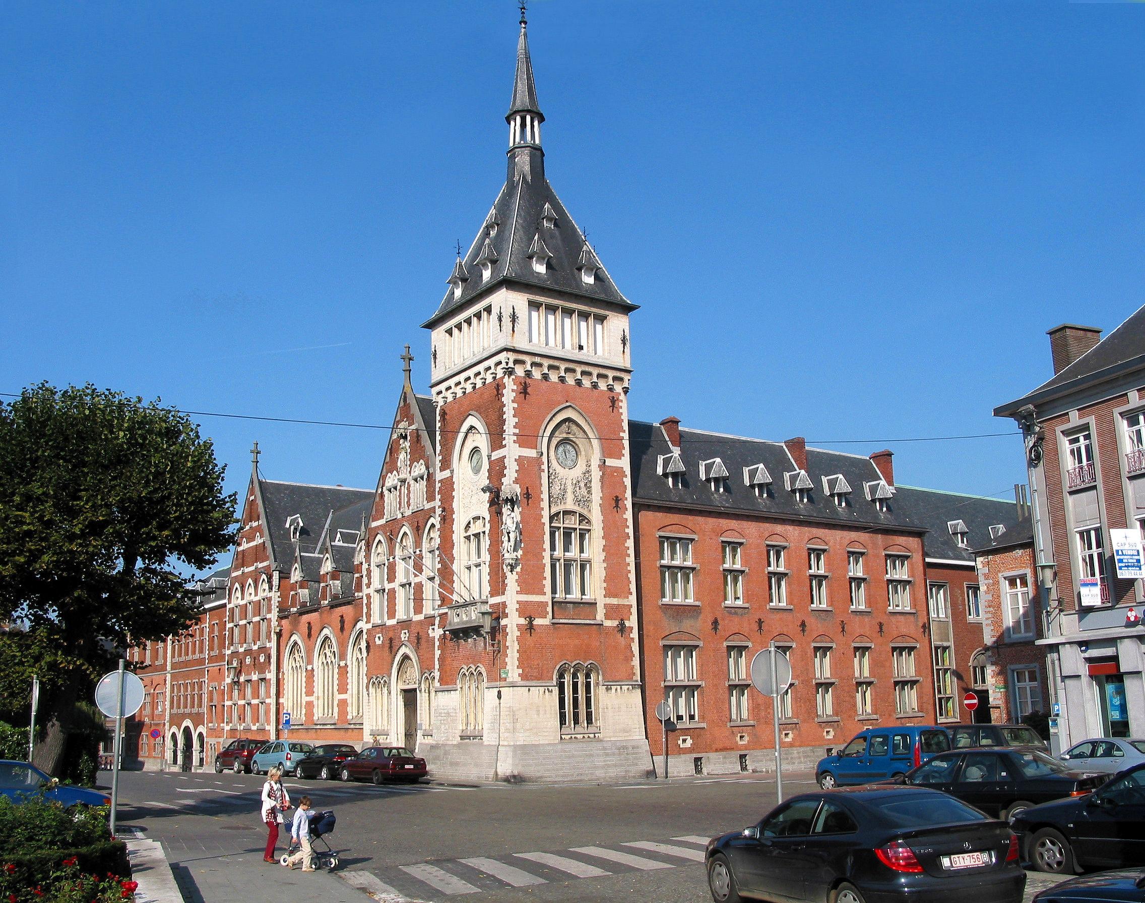 Nivelles Belgium  city photos : Fichier:Nivelles JPG02 — Wikipédia