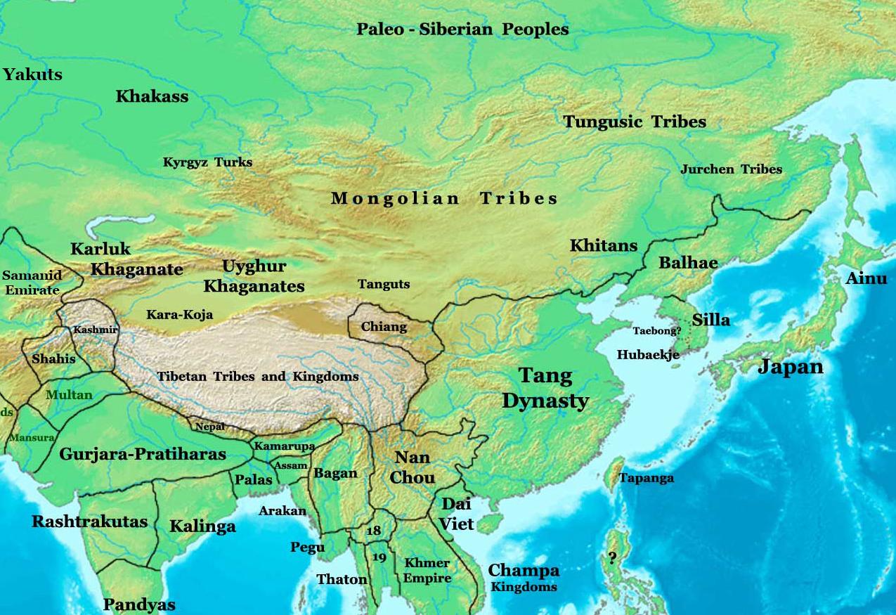 Zhou Dynasty Achieveme...