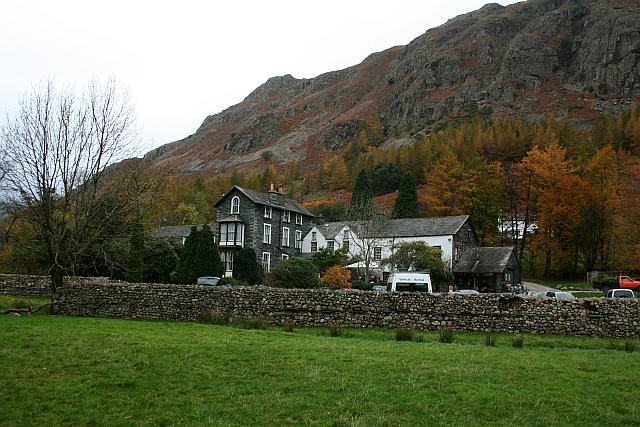 Old Dungeon Ghyll Car Park Charges