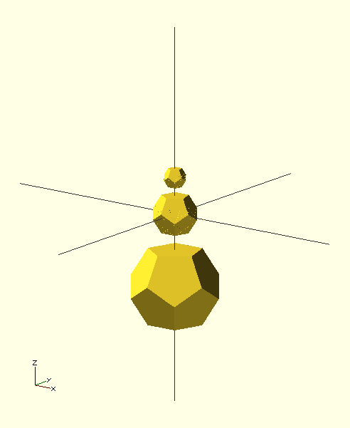 File:Openscad-Dodecahedron png - Wikimedia Commons