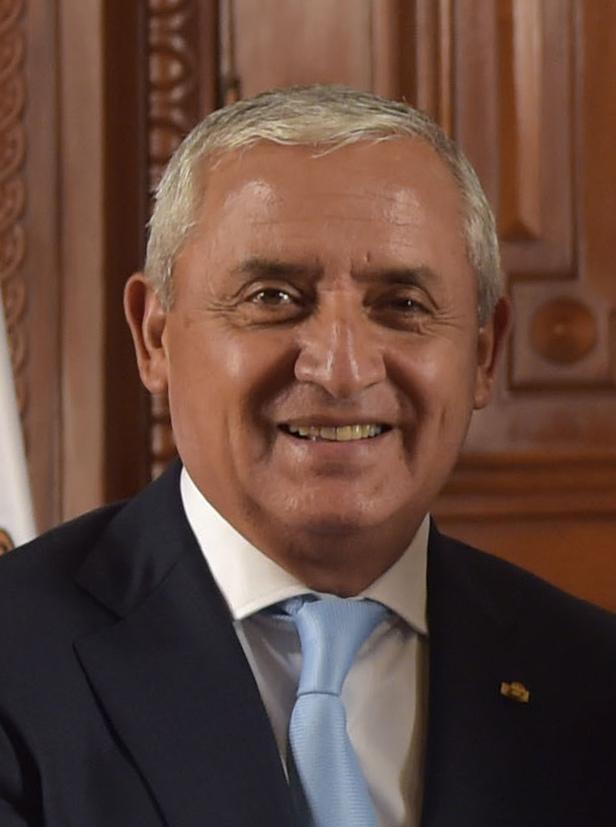 Veja o que saiu no Migalhas sobre Otto Pérez Molina