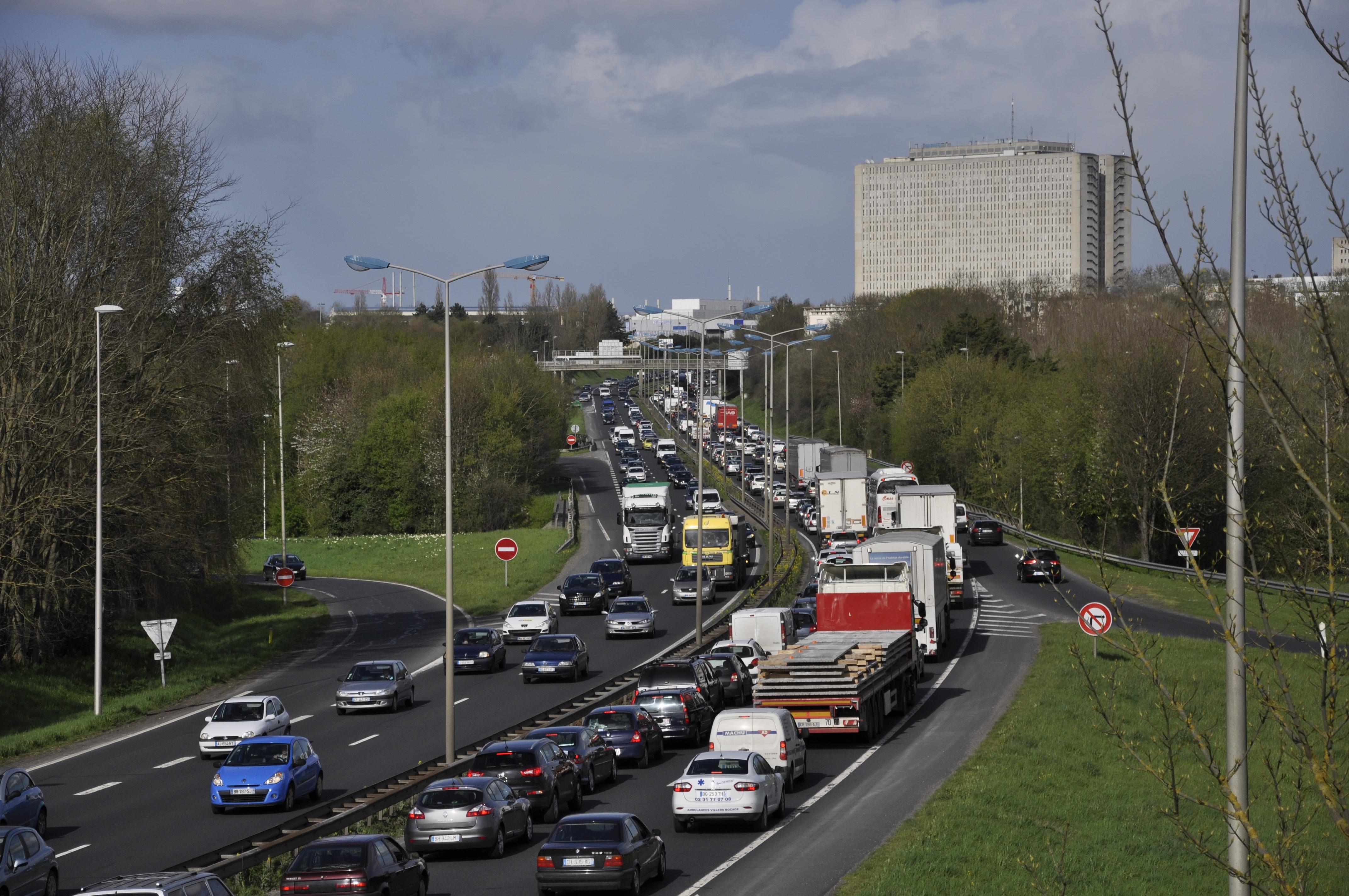 Boulevard Périphérique De Caen Wikipédia