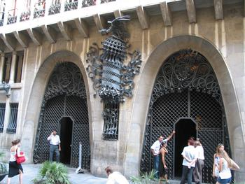 Guell Palace