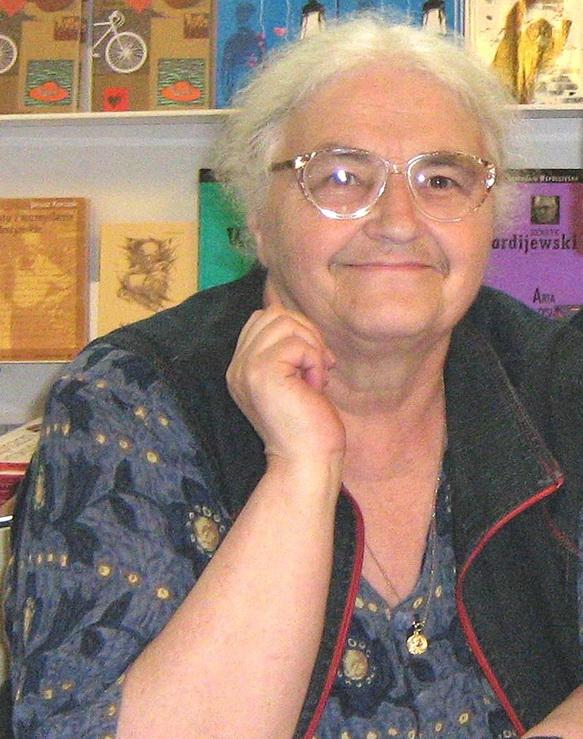 Joanna Papuzińska - biografia i twórczość