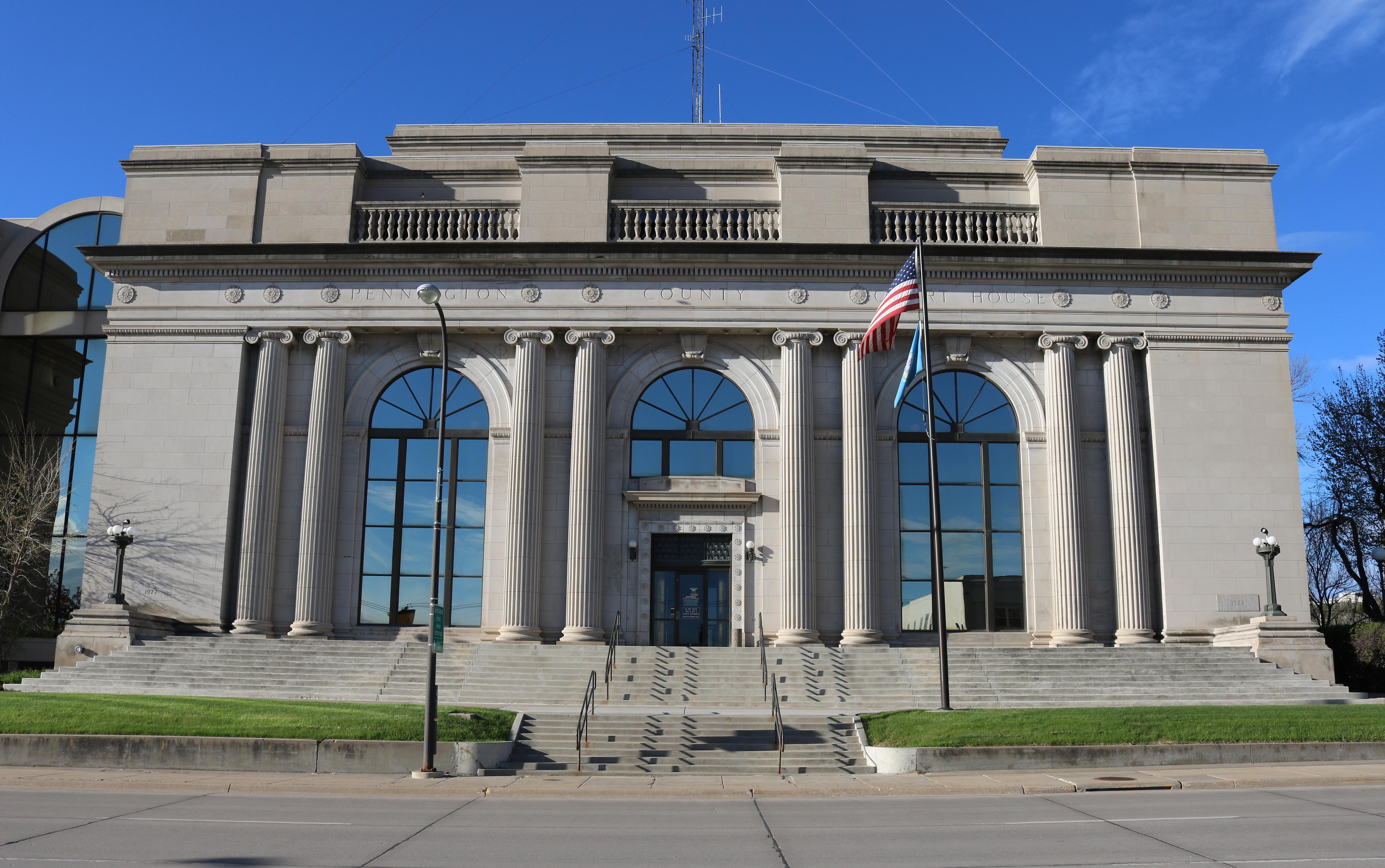 Pennington County, South Dakota - Wikipedia